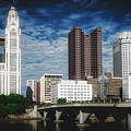 Columbus Ohio by Library Of Congress