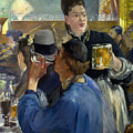Corner Of A Cafe Concert by Edouard Manet