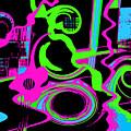 Cosmic Dj by Cristophers Dream Artistry