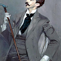 Count Robert De Montesquiou by Giovanni Boldini