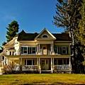 Country Estate by Elizabeth Tillar
