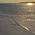 Cracks In The Ice  by Lyle Crump