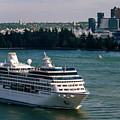 Cruise Ship 4 by Viktor Birkus