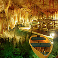 Crystal Cave In Hamilton Parish Bermuda by Louise Heusinkveld