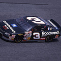 Dale Earnhardt # 3 Goodwrench Chevrolet At Daytona by David Bryant