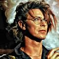 David Bowie by Allen Beilschmidt