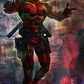 Deadpool by Anna J Davis