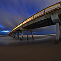 Deerfield Beach, Florida Pier by Paul Cook