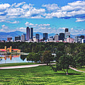 Denver City Park by Library Of Congress