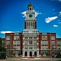 Denver's East High School by Mountain Dreams