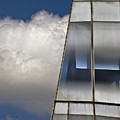 Detail Frank Gehry Building Manhattan by Robert Ullmann
