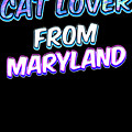 Dog Lover From Maryland by Kaylin Watchorn
