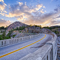 Donner Memorial Bridge by Vincent Bonafede