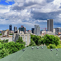 Downtown Portland by Cityscape Photography