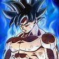 Dragon Ball Super - Goku by Babbal Kumar