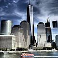 Dramatic New York City by Susan Jensen
