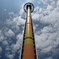 Drop Tower by Ben Schumin