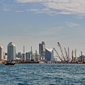 Dubai Creek And Abra Boats by Jouko Lehto