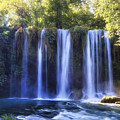 Duden Waterfall - Turkey by Joana Kruse