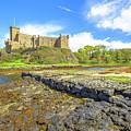Dunvegan Castle Landscape by Benny Marty