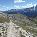 Durrenstein, Dolomites, Italy by Quintin Rayer