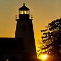 Dyce Head Lighthouse by John Greim