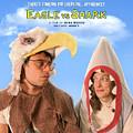 Eagle Vs Shark by Mery Moon