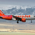 Easyjet Tartan Livery Airbus A319-111 by Smart Aviation