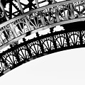 Eiffel Tower Detail by Dutourdumonde Photography