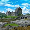 Eilean Donan Castle - -sct665556 by Dean Wittle