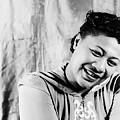 Ella Fitzgerald (1917-1996) by Granger
