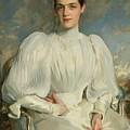 Elsie Wagg by John Singer