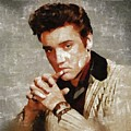 Elvis Presley Y Mb by Mary Bassett