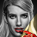 Emma Roberts Collection by Marvin Blaine