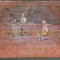 Episode Before An Arab Town by Paul Klee