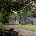 Fairafar Mill, Cramond, Edinburgh by Douglas Milne