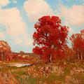 Fall Landscape by Mountain Dreams