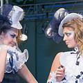 Fashion Show Catwalk by Nikita Buida