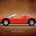 Ferrari Dino 246 Gt by Mark Rogan