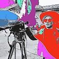 Film Homage Andy Warhol Lonesome Cowboys Old Tucson Arizona 1968-2013 by David Lee Guss