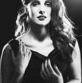 Film Noir Woman by Amanda Elwell