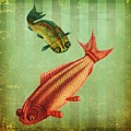 2 Fish by Connie Goldman