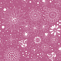 Floral Doodles by Katerina Kirilova