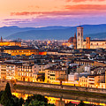 Florence by Luciano Mortula