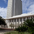 Florida State Capitol Building by Anthony Totah