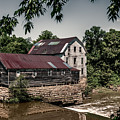 Flour Mill by Charles Miller