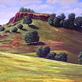 Flowering Meadow by Frank Wilson