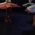 Folk Dancing  by Vladi Alon
