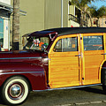 Ford California Woody Station Wagon by Barbara Snyder