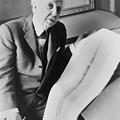 Frank Lloyd Wright 1867-1959, American by Everett